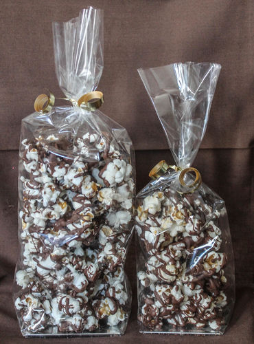 Chocolate Covered Popcorn - Favors