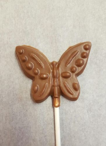 Butterfly Chocolate Pop